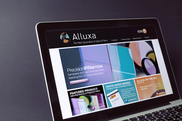 Alluxa.com Website