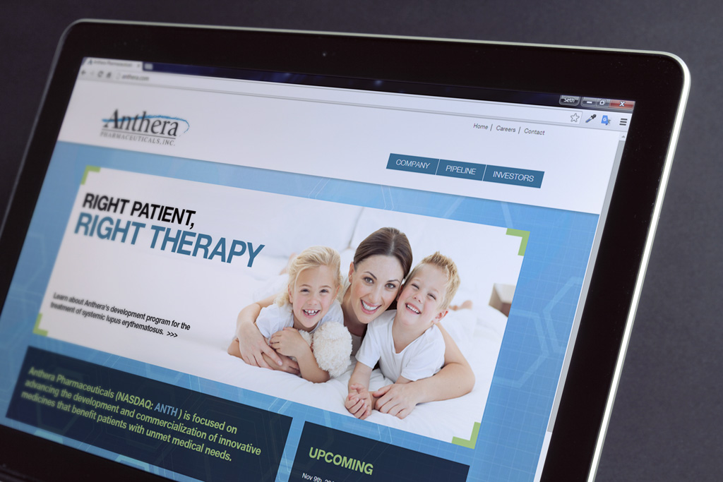 Anthera Website